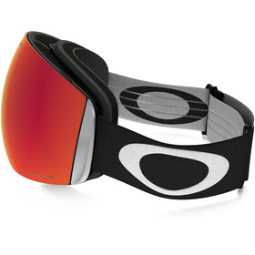 Oakley Flight Deck Snow Goggles Herre matte black w/ prizm torch iridium
